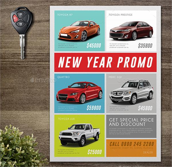 14+ Car For Sale Flyer Templates Sample Templates