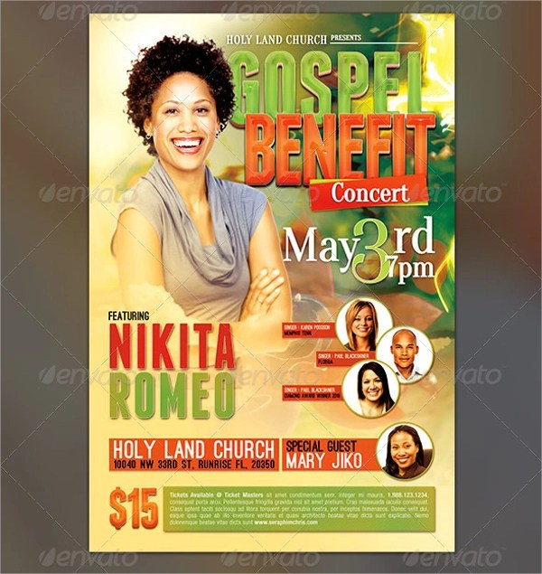 20+ Benefit Flyer Templates Sample Templates - benefit flyer template