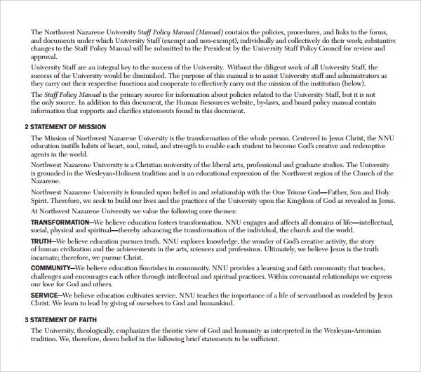 Staff Manual Template Employee Training Record Template Employee - staff manual template