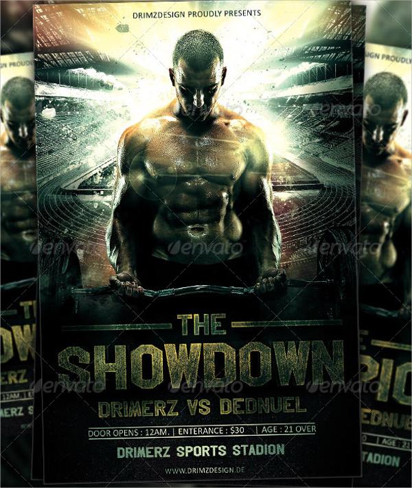 Rap Battle Showdown Flyer Template Flyer Templates ~ Showdown Flyer
