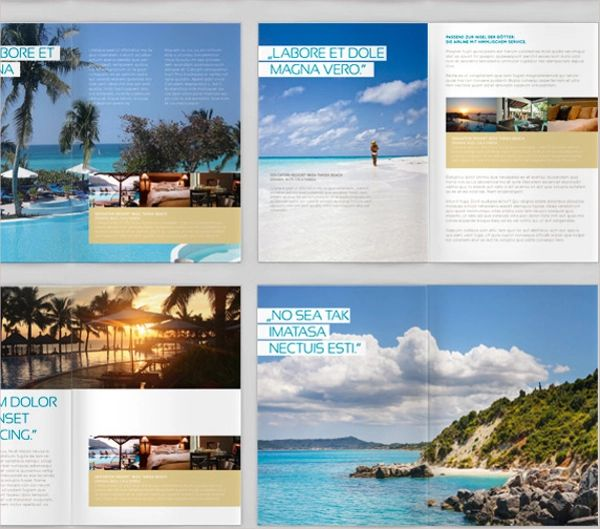 vacation templates