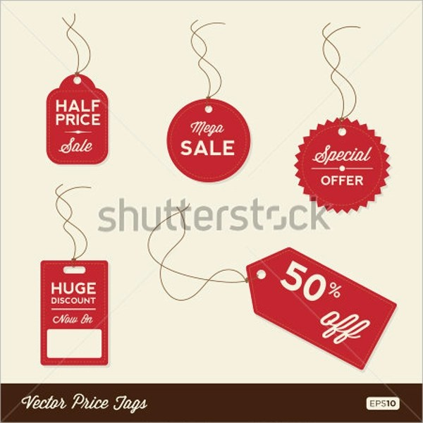 Sample Sale Tag Template - 6+ Free Documents Download in PSD - sale tag template