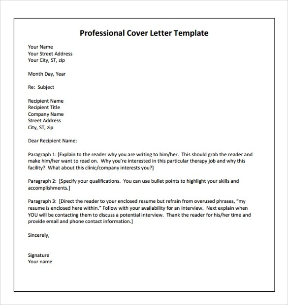 how to write a cover letter monash