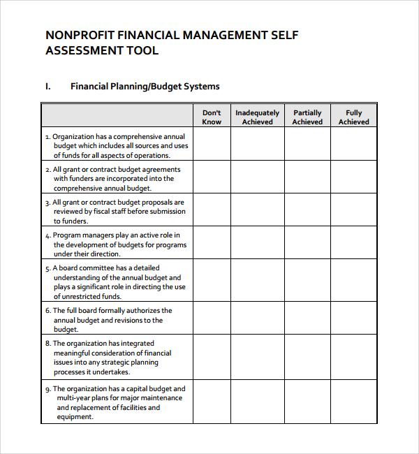 12+ Non Profit Proposal Templates Sample Templates - budget non profit