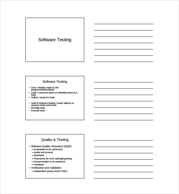 9+ Software Test Plan Templates Sample Templates