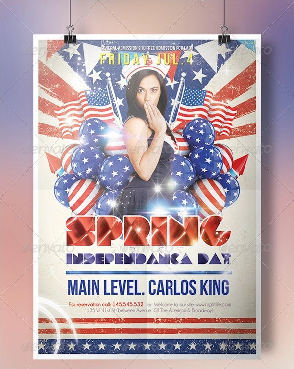 21+ Independence Day Flyer Templates Sample Templates