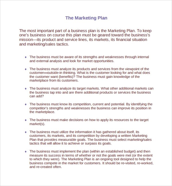 12+ Product Plan Templates Sample Templates - product plan template
