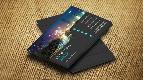 21+ Business Card Samples Sample Templates