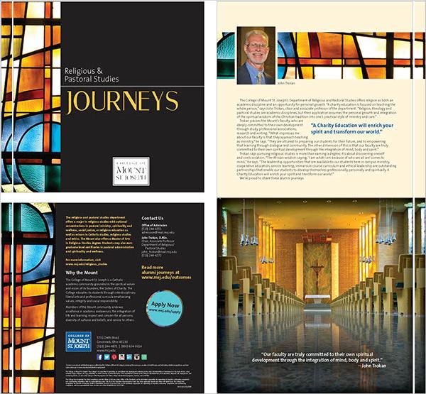 religious brochure - Teacheng