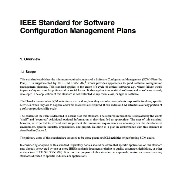 Configuration Management Plan Template kicksneakers