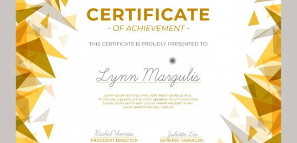 19+ Sample Award Certificates - Word, PSD, AI, EPS Vector