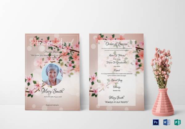 12+ Sample Funeral Invitation Templates Sample Templates