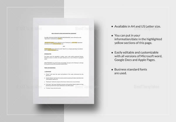 13+ Marketing Consulting Agreement Samples Sample Templates