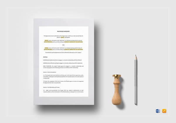 Sample Business Separation Agreement Template - 9+ Free Documents