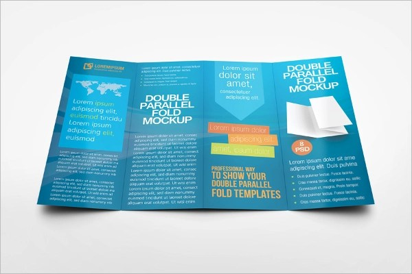 Gate Fold Brochure Mockup - 20+ Download In Vector EPS, PSD - gate fold brochure mockup