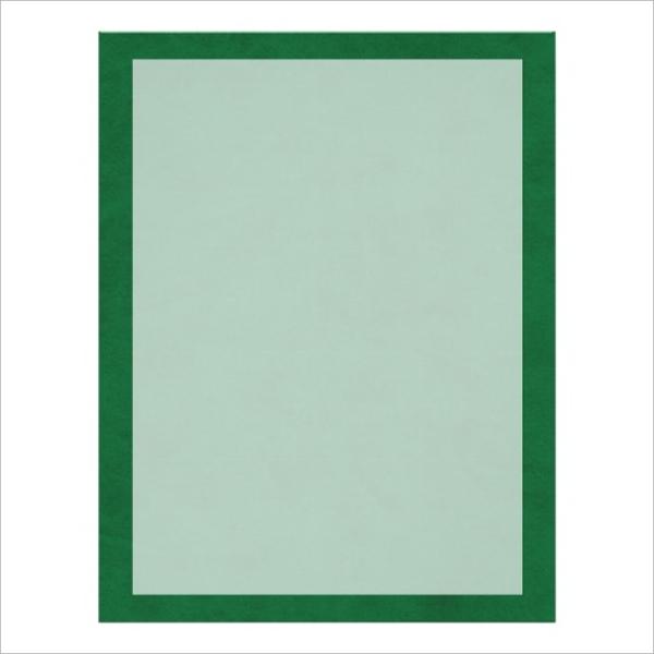 Emerald V1 Psd Flyer Template ~ Emerald Flyer Template - emerald flyer template