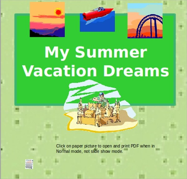 Sample Summer PowerPoint Template - 8+ Free Documents Download in PPT - summer powerpoint template