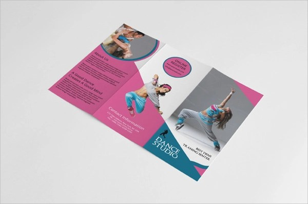 18+ Studio Brochure Templates Sample Templates - studio brochure