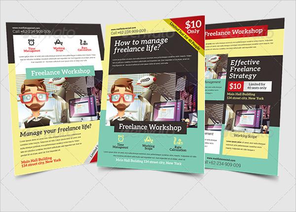 21+ Workshop Flyer Templates Sample Templates