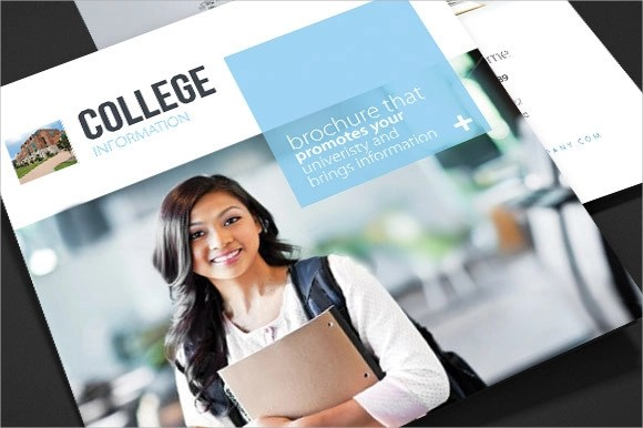 21+ College Brochures Sample Templates