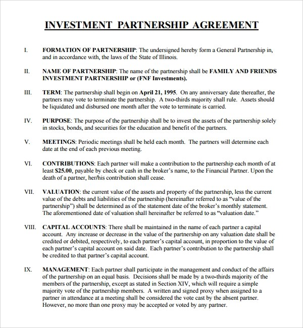 Business Investment Proposal Sample Pdf  Free Resume Download In Pdf