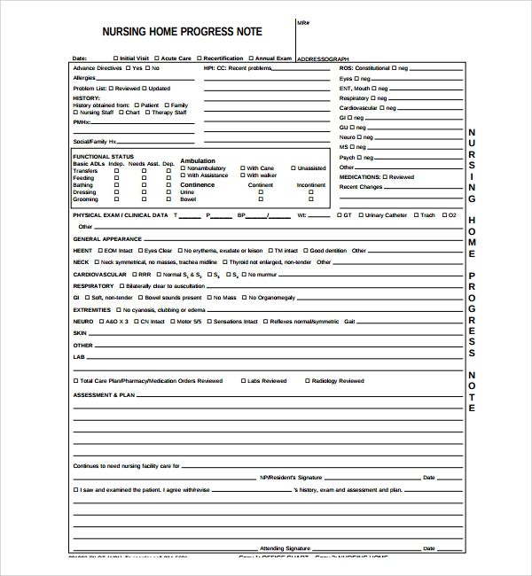 blank care plan templates for nursing