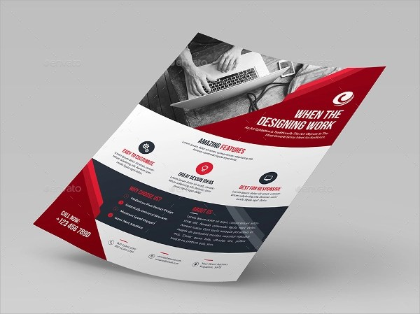 21+ Web Flyer Templates Sample Templates - web flyer template