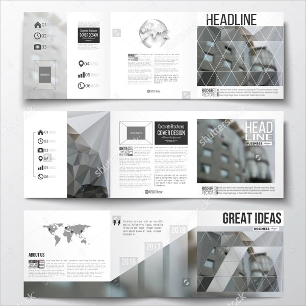 15+ Beautiful Architecture Brochure Templates Sample Templates - architecture brochure template