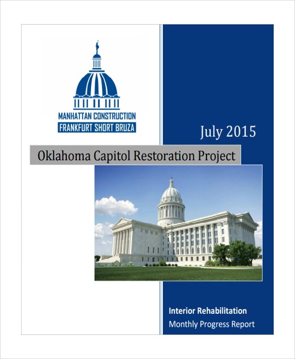 21+ Professional Report Templates Sample Templates