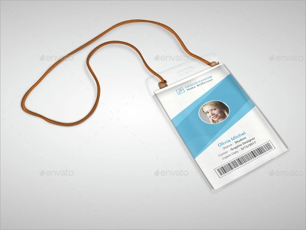 13+ Id Card PSD Templates Sample Templates