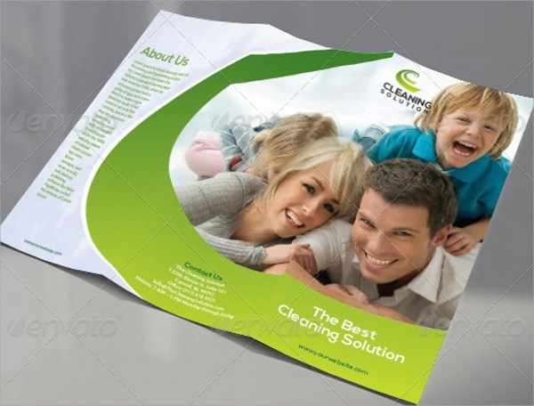 19+ Cool Cleaning Brochure Templates Sample Templates - cleaning brochure template
