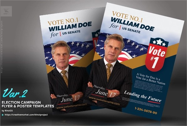 12+ Campaign Flyers Templates - PSD, AI, Vector EPS Format Download - campaign flyer template