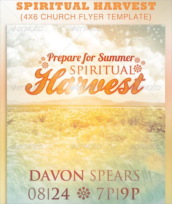35+ Church Flyer Templates - Word, PSD, EPS Vector, AI