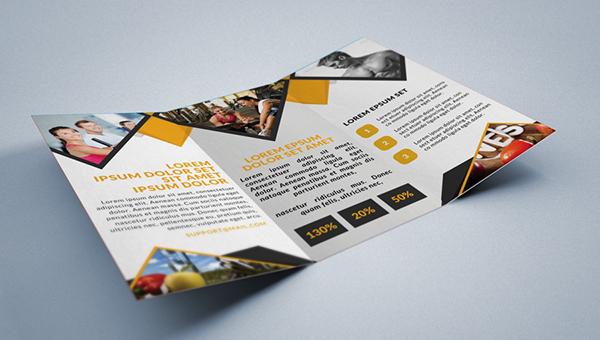 21+ Gym Brochures - PSD, EPS Format Download