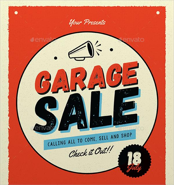 27+ Yard Sale Flyer Templates Sample Templates - yard sale flyer template