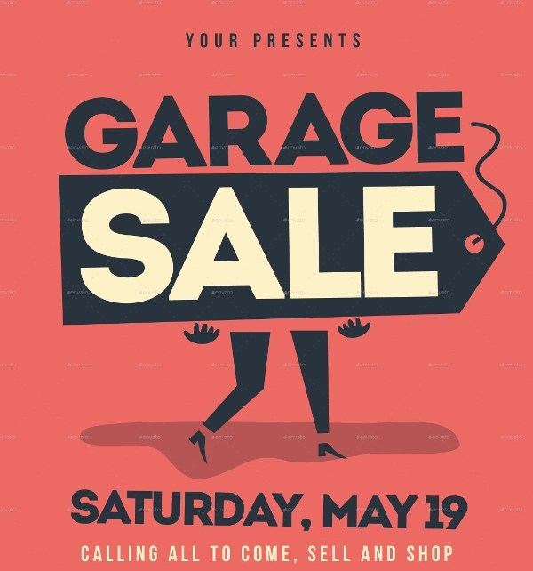 27+ Yard Sale Flyer Templates Sample Templates