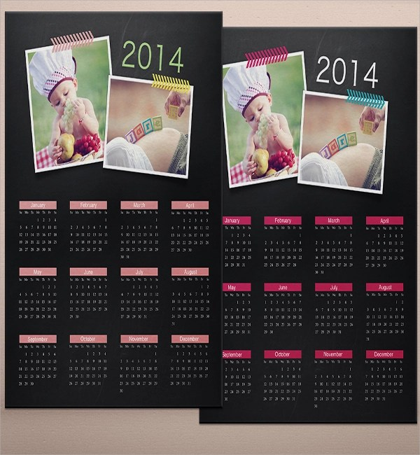 17+ Calendar Flyer Templates - PSD, IN Design, Vector EPS Format