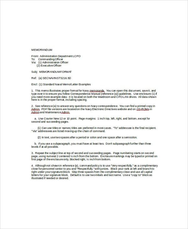 Sample Executive Memo  NodeCvresumePaasproviderCom