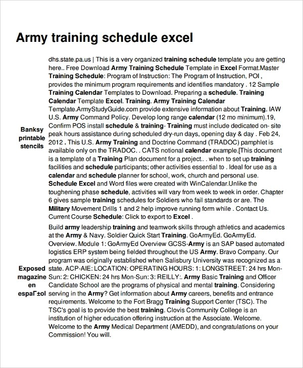 Army Training Army Training Certificate Template - army certificate of training template