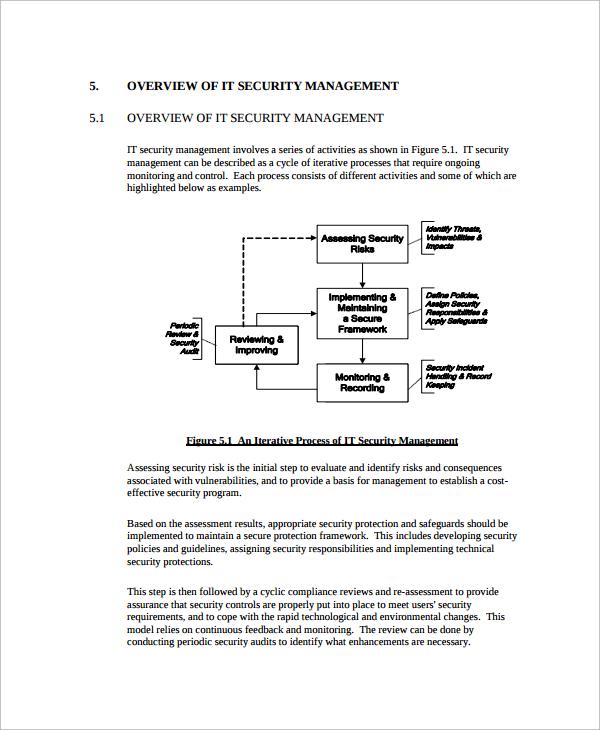 sample security risk assessment - fototango - risk assessment report