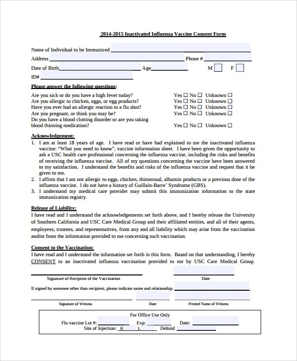 Psychology Consent Form Child Travel Consent Form Sample - For - consent form