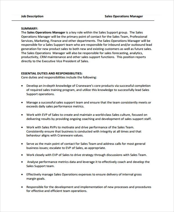 operations director restaurant sample resume