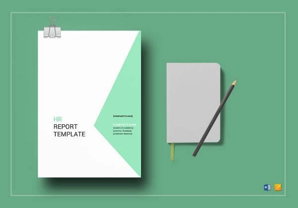 17+ Sample HR Reports Sample Templates - hr report