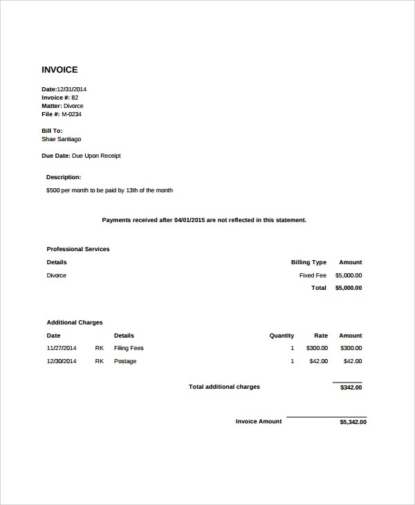 Legal Receipt Of Payment Waiter Resume Examples For Letters Job - legal receipt of payment