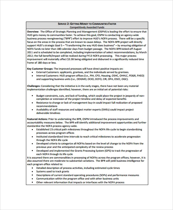 Sample Service Business Plan Template - 7+ Free Documents Download - service plan templates