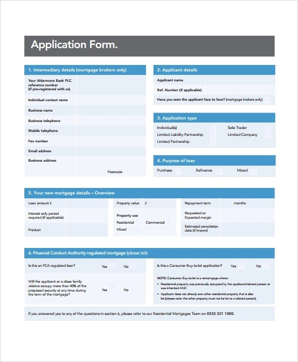 Sample Commercial Loan Agreement - 8+ Documents in PDF - mortgage contract template
