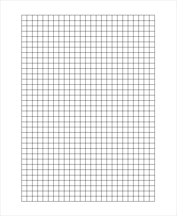 26+ Sample Graph Paper Templates Sample Templates - math grid paper template