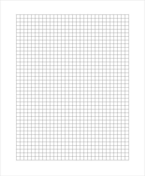 26+ Sample Graph Paper Templates Sample Templates