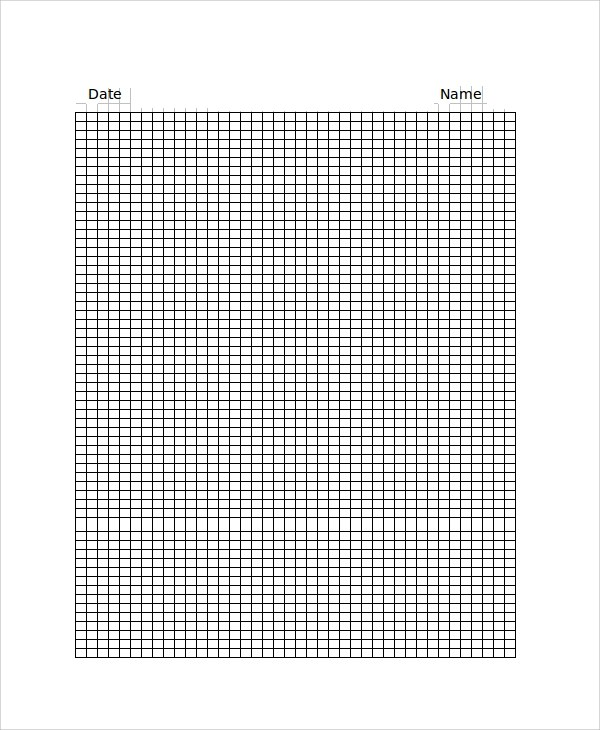 Doc#415539 Excel Graph Paper u2013 Free Graph Paper Template - sample graph paper