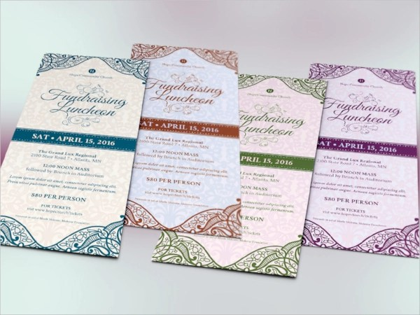 13+ Fundraising Flyers Sample Templates